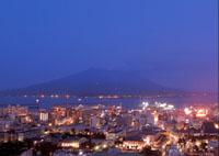 鹿児島の夜景
